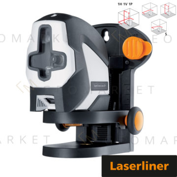 Laser liniowo-krzyżowy Laserliner SuperCross-Laser 2P
