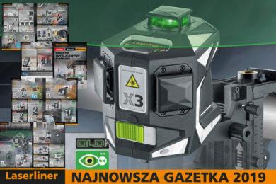 Najnowsza gazetka z ofertą specjalną Laserliner 2019