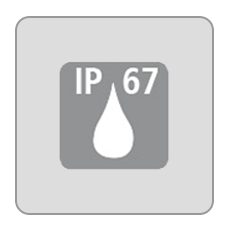 Klasa szczelności IP67