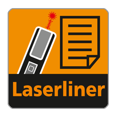 Współpraca z aplikacją na smartfony Measure Note Laserliner