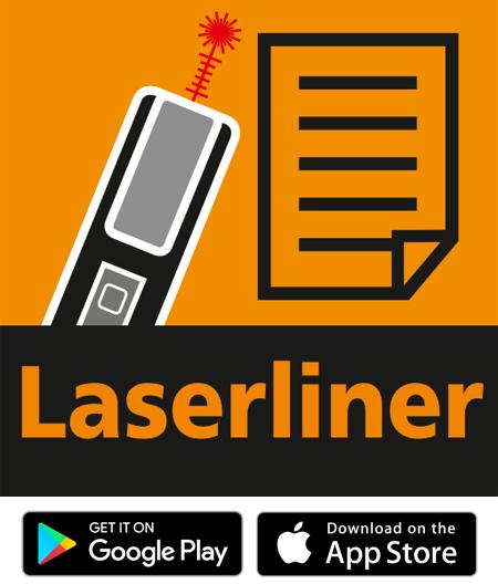 Aplikacja MeasureNote Laserliner w Google Play i App Store