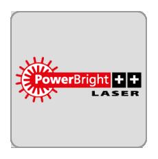 Technologia Powerbright Laser++ Laserliner, lasery czerwone