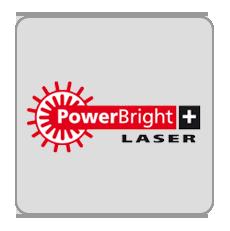 Technologia Powerbright Laser+ Laserliner, lasery czerwone