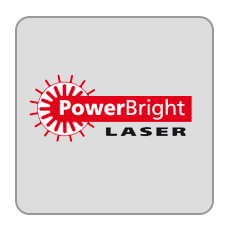 Technologia Powerbright Laser Laserliner, lasery czerwone