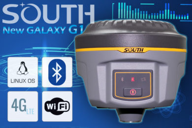 GPS GNSS South Galaxy G1 Upgrade