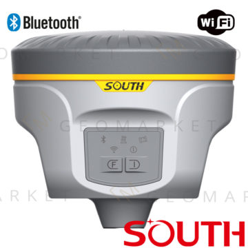 Odbiornik GPS GNSS RTK South Galaxy G1 PLUS BD 990 8mm+1ppm WiFi Bluetooth