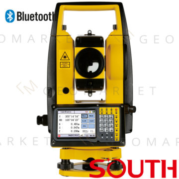 "Tachimetr bezlustrowy South N41 1"" 1mm+1ppm 1000m Bluetooth"