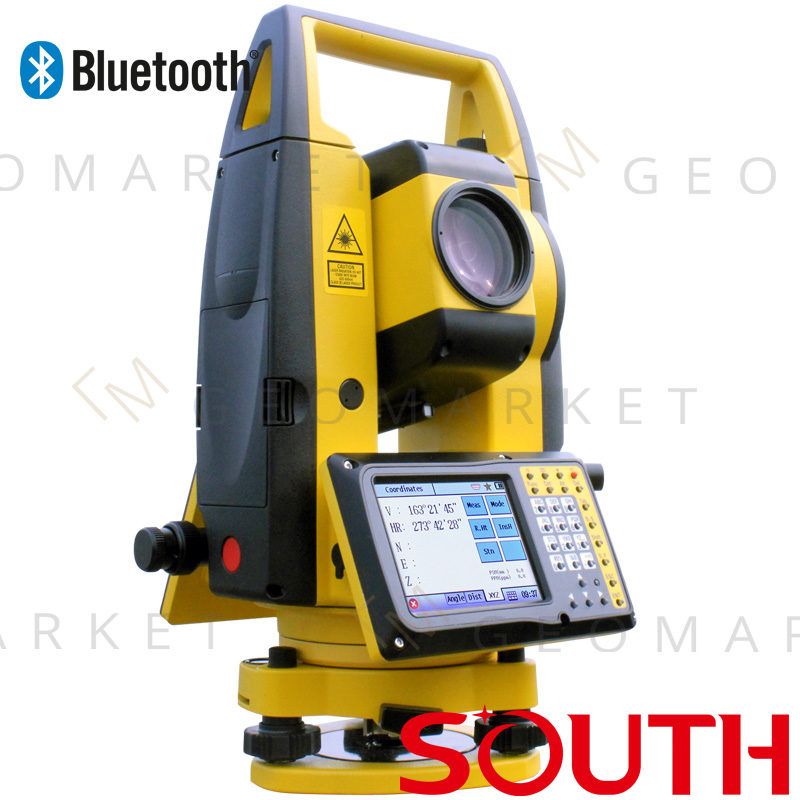 "Tachimetr bezlustrowy South NTS342 R6A 2"" 3mm+2ppm 600m Bluetooth"
