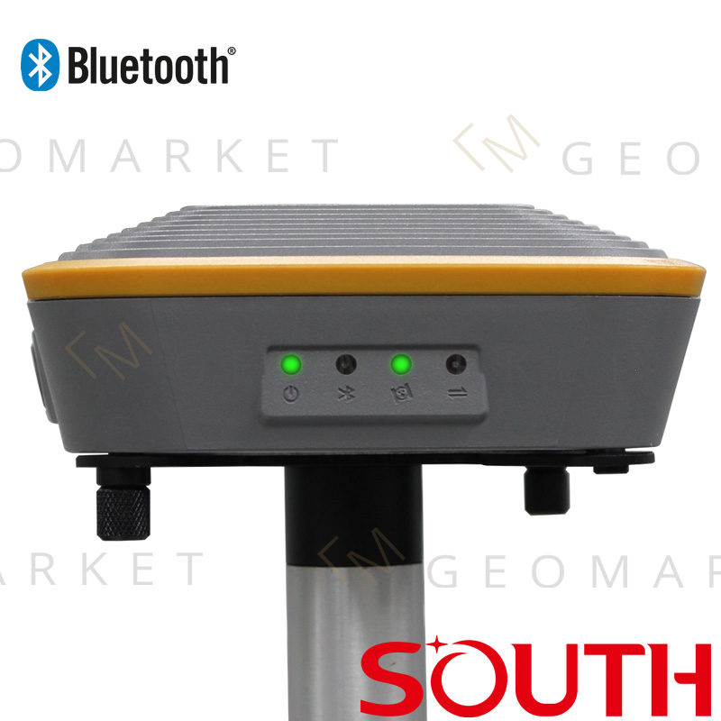 Odbiornik GPS GNSS RTK South S660P 8mm+1ppm WiFi Bluetooth
