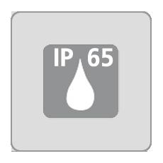 Klasa szczelności IP65