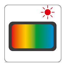Kolorowy ekran