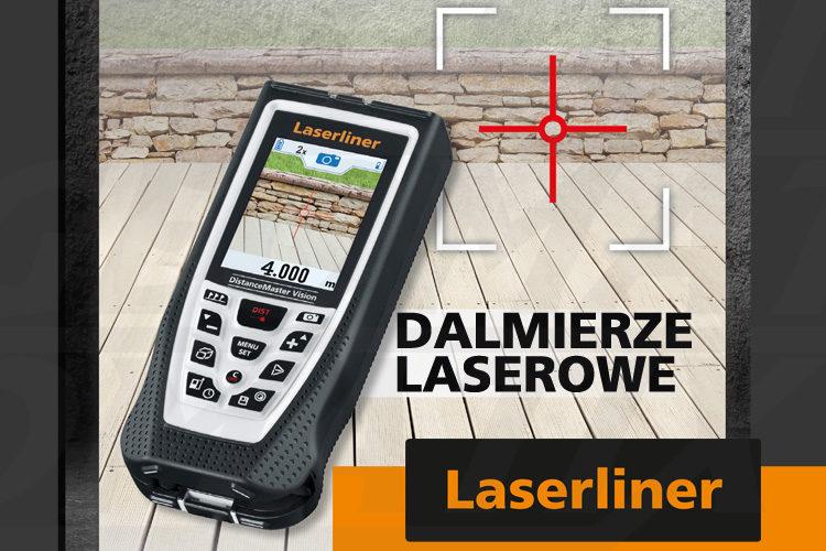 Dalmierze laserowe Laserliner