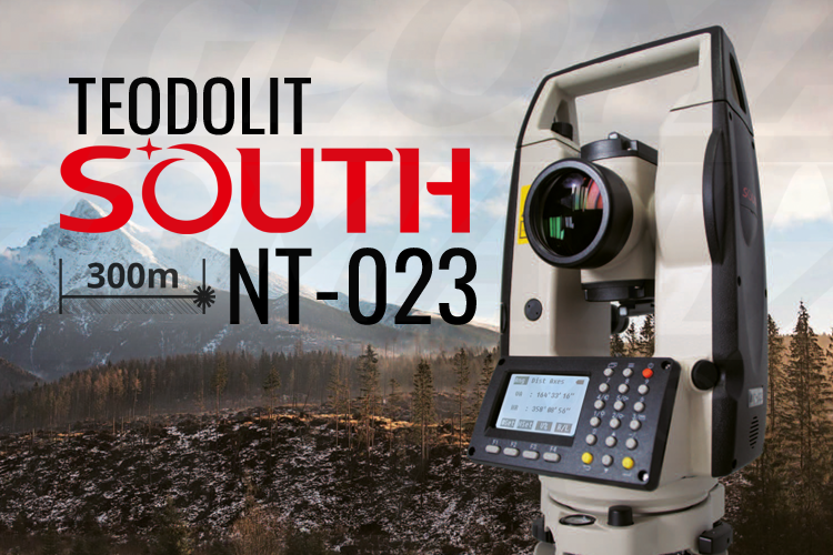 Teodolity South NT-023