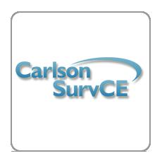 Współpraca z Carlson SurvCE