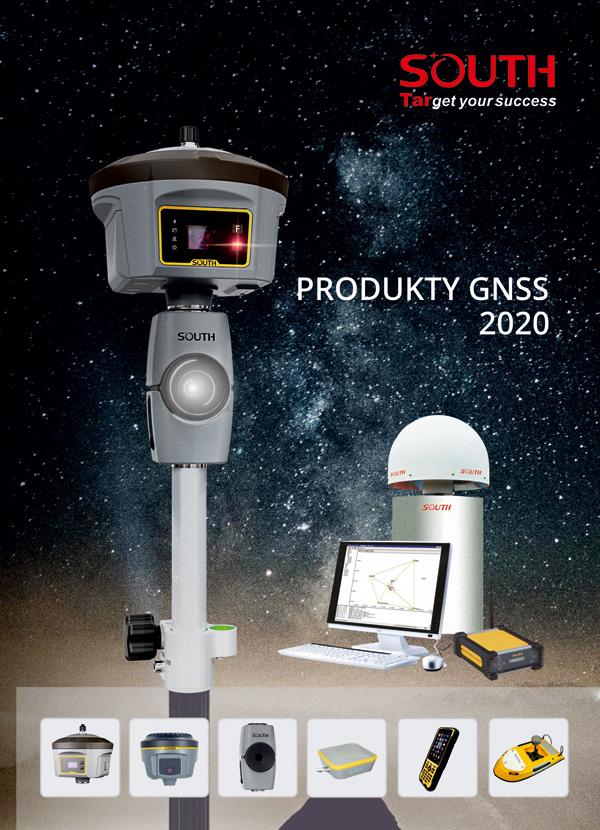 Katalog 2020 produkty GNSS South