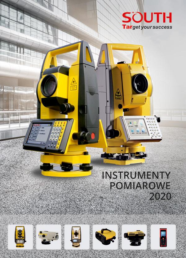 Katalog 2020 Instrumenty Pomiarowe South