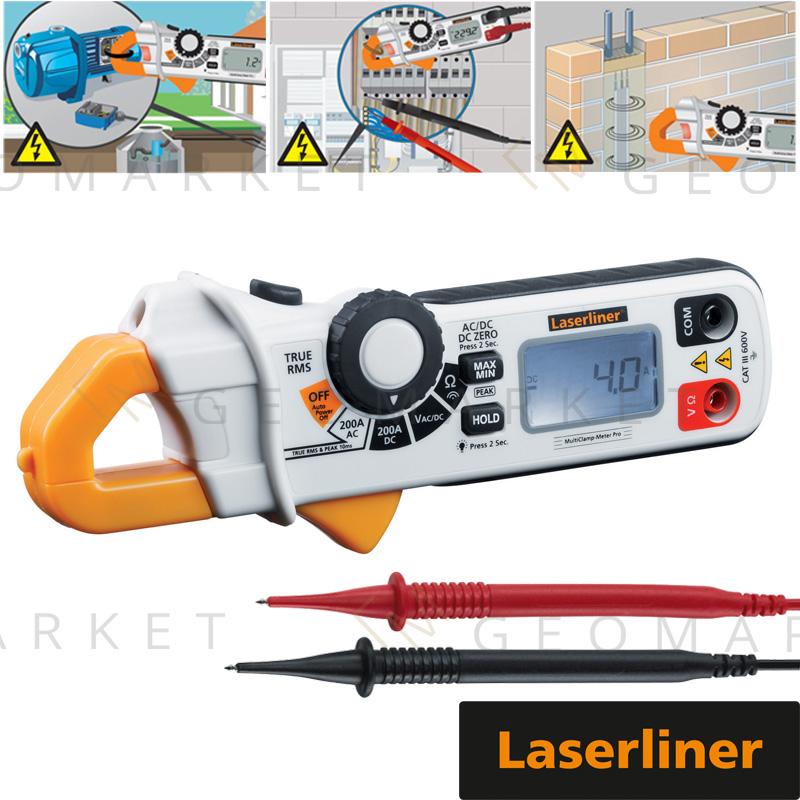 Multimetr cęgowy Laserliner MultiClamp-Meter