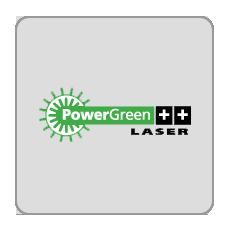 Technologia PowerGreen-Laser++ Laserliner, lasery zielone