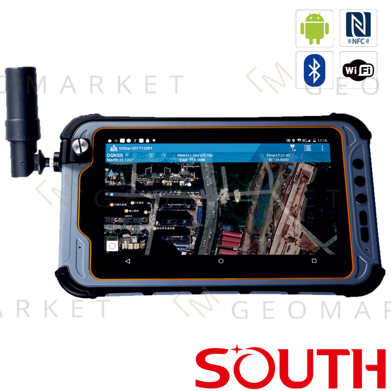 Kontroler tablet South N80T GIS Android WiFi Bluetooth NFC TouchScreen
