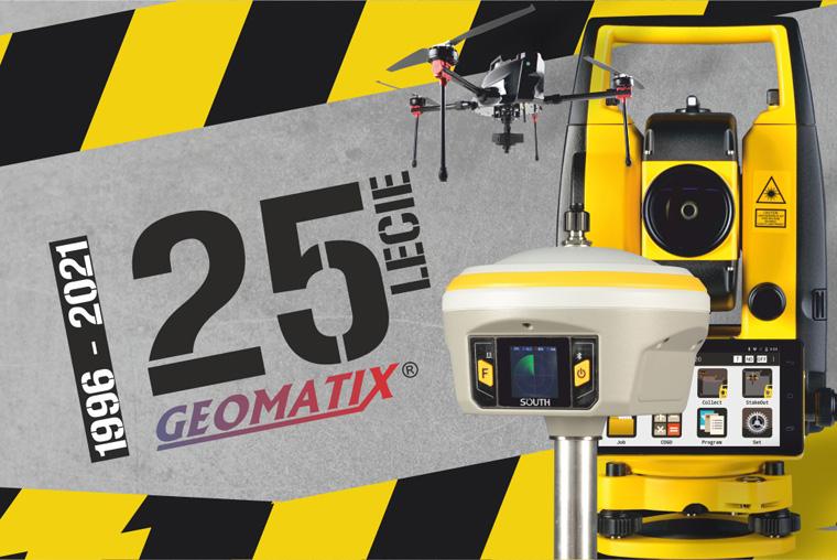 25 lat Geomatix!