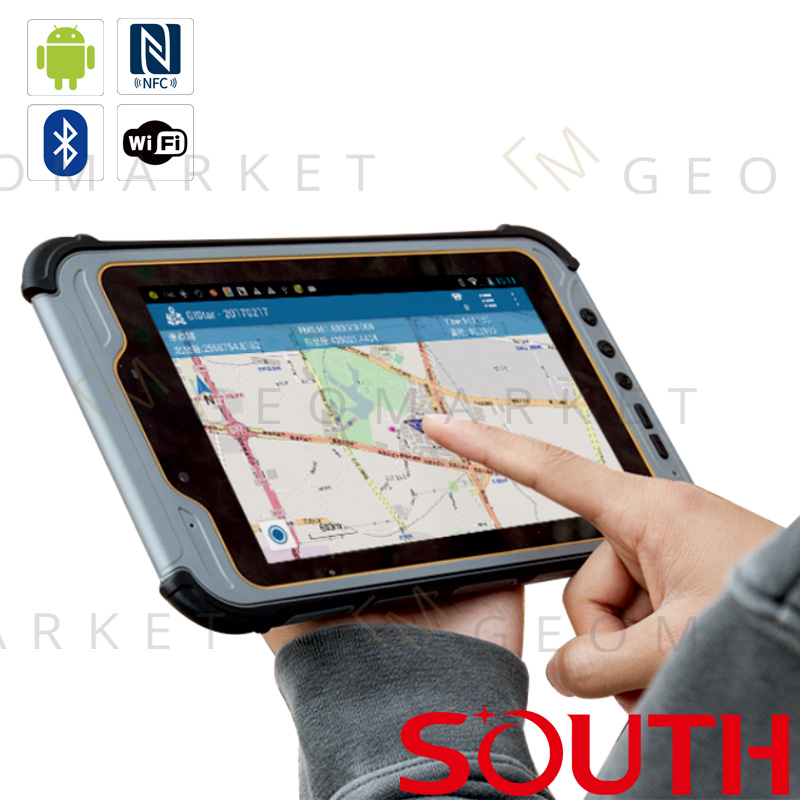 Kontroler tablet South N80 Android WiFi Bluetooth NFC TouchScreen